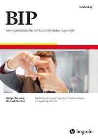 Werkgerelateerde persoonlijkheidsvragenlijst