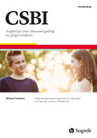 Vragenlijst over seksueel gedrag bij jonge kinderen