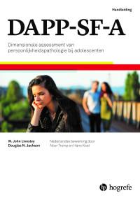 Dimensionale assessment van persoonlijkheidspathologie bij adolescenten