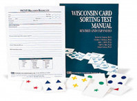 WCST Wisconsin Card Sorting Test (Engelstalig)