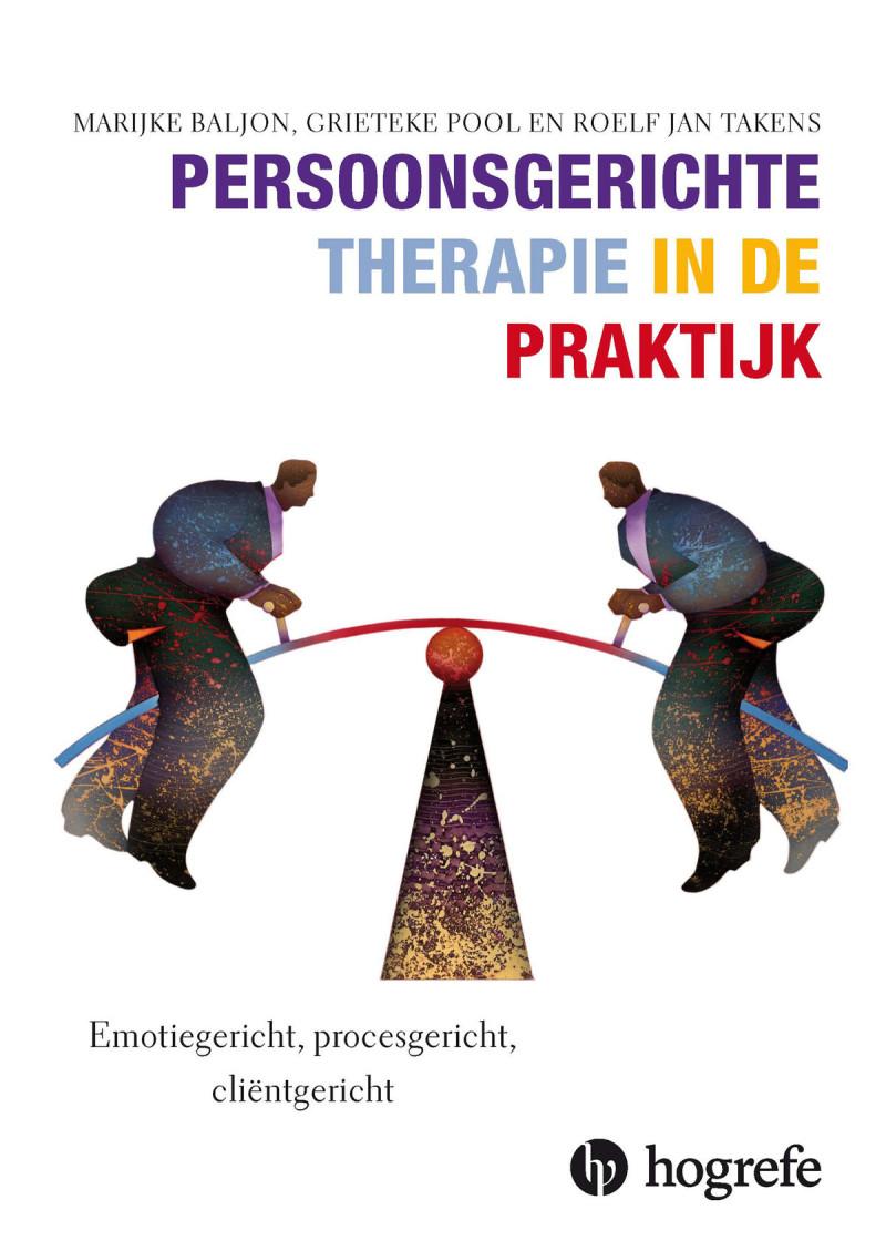 book cover Persoonsgerichte therapie in de praktijk
